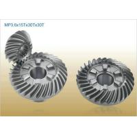 Buy cheap OEM Transmission Helical Bevel Gear Precision Machining Spur Gears Pinion from Wholesalers