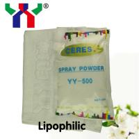 Buy cheap Manufacturer YY-500 spray powder for offset printing from Wholesalers