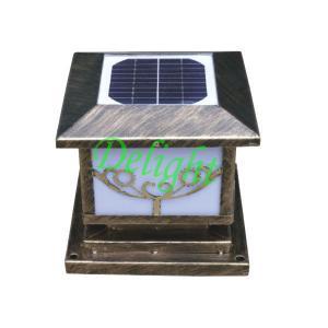 Outdoor LED Solar Fence Light (DL-SP277)