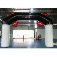China Multifunction Inflatable Start Line Arch Customized Logo Printing 8 X 5 M factory