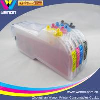 China empty refillable ink cartridge for Brother LC61 LC67 printer refillable cartridge factory