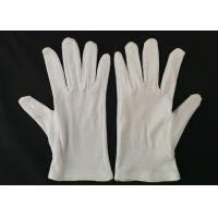 Buy cheap Inspection Protective Cotton Work Gloves Heavy Weight Men's Glove Liner from Wholesalers