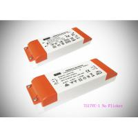 Buy cheap Portable Led Downlight Driver , 500mA 22w Led Driver No Load Protection from Wholesalers