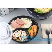 China disposable plastic food tray microwave safe,APET disposable vegetable food packaging tray,Absorbent rectangular pp plast on sale