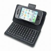 Buy cheap Support iPad/iPhone 4, 4s mini keyboard from Wholesalers