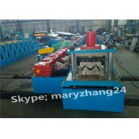 China High Speed Twos Waves and Three Waves Highway Guardrail Roll Forming Machine on sale