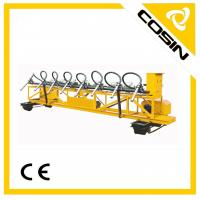 Buy cheap COSIN CZP50 vibration beam concrete row machine from Wholesalers