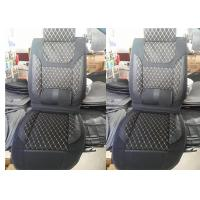 Buy cheap Embroidery Custom Made Car Seat Covers , Waterproof Car Seat Protector Covers from wholesalers