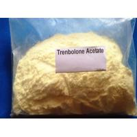 Buy cheap CAS 10161-34-9 Trenbolone Powder Trenbolone Acetate Weight Loss Powder 99% Yellow Crystalloid from Wholesalers