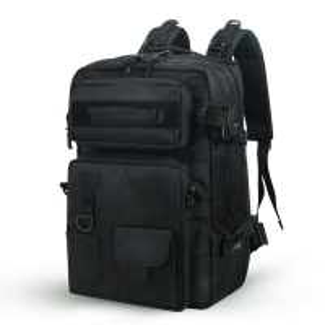 China Shoulder black military backpacks 40 L durable Camo Backpacks bags factory