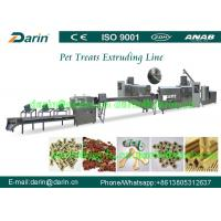 Pet Soft Treat Dog Food Extruder Processing Line with single screw