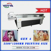 Buy cheap Made in China and Turkey Market Popular Digital Inkjet 3D Glass UV Printer 3d Glass Printing Machine Price from Wholesalers