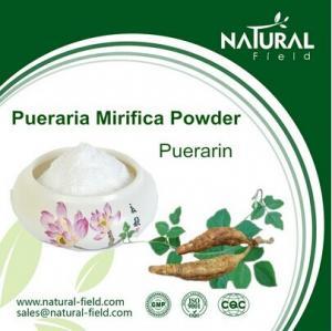 China China Supplier Kudzu Root Extract Pueraria Mirifica Powder Natural Puerarin factory