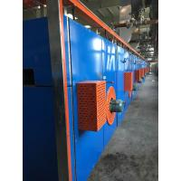 Buy cheap 340 Cm Electrostatic Flocking Machine Frequency Converting Speed Regulation from Wholesalers
