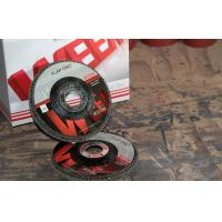 Buy cheap Resin Bonded Abrasives Flap Discs from Wholesalers
