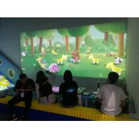 China Instructive Drawing Game Ar Projection Mapping For Shopping Mall factory