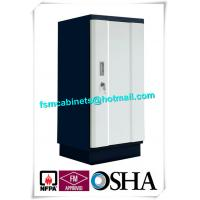 China Steel Security Fire Resistant File Cabinets Magnetic Proof For Storing Audio Tape / Video Tape factory