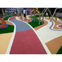 China Environmental Friendly EPDM Running Track No Harmful Substance 6mm-14mm factory