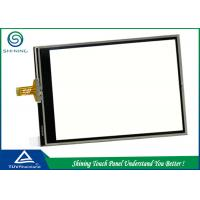 Buy cheap Surface Acoustic Wave Touch Screen , Analog Digital Optical Touch Panel from wholesalers