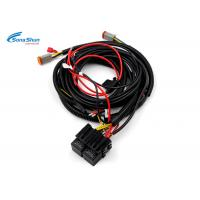 Buy cheap OEM Automotive Wiring Harness TS16949 Standard For Complex Telecommunication from Wholesalers