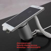 China COMER type c celllphone Alarm Magnetic desktop Mounted Secure Retail Display Holder on sale