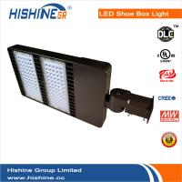 Buy cheap DLC UL Approved LED Street Lighting Led Parking Lot Lighting Retrofit Brightest from Wholesalers