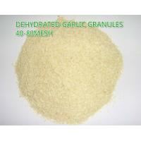 China Dehydrated garlic minced 40-80 mesh, natural orgnic garlic products ,2017 new crop factory