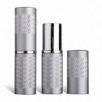 China Lipstick Tubes with Height of 73mm, Customized Colors are Accepted, Available in Cup Size of 12.1mm factory
