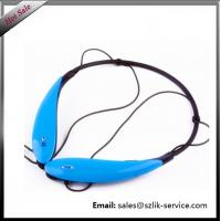 Buy cheap Sport Bluetooth Headphone/Headsets/Earphone Colorful Stereo HBS 800 sports neck band Hot sale 2016 HBS 800 wireless blue from Wholesalers