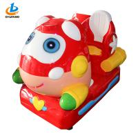 Buy cheap Amusement Electrinic Arcade Kiddie Rides On Animals Bright Color Cute Shape from wholesalers