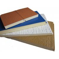 China Decorative Polyurethane Insulation Panel for External Wall Insulation on sale