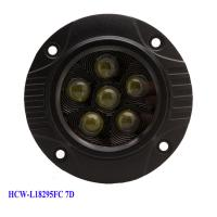 Buy cheap 3x3 Round super bright 18W led vehicle work light HCW-L18295FC 7D from wholesalers