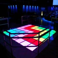 China LED Dance Floor factory