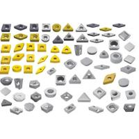 Buy cheap Wear Resistance Carbide Cutting Inserts Substrate With Special Structure from Wholesalers