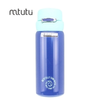 China Resusable Silica Gel Sealing Ring Vacuum Insulated Water Bottle factory