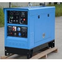 Buy cheap Miller Gas Oil Pipeline Diesel Welding Generator 400A Stick TIG 1500rpm Engine from Wholesalers