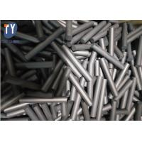 China Unground Tungsten Carbide Round Bar With Single Hole High Bending Strength on sale