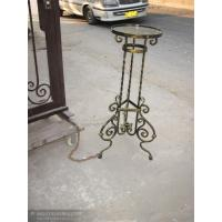 Buy cheap Furniture, wrought iron forging, gate, railing, arts and crafts series from Wholesalers