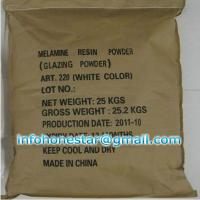 China melamine resin powder factory