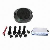 Buy cheap Waterproof Anti-drizzle and Quake-proof Parking Sensor with 12V Rated Voltage from Wholesalers