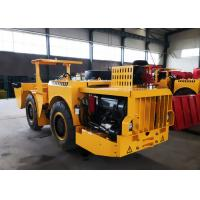 Buy cheap Gold Underground Mining Equipment Electric Wheel Loader For Mining from wholesalers