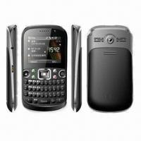 Buy cheap Dual-SIM Mobile Phones with Spreadtrum 6,600L Solution, Bluetooth, FM Radio and Torch from Wholesalers