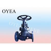Buy cheap ANSI API Flange Cast Steel A216 Wcb Globe Valve from wholesalers