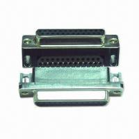 China D-Subminiature Connector, with PBT and Glassfiber Housing factory