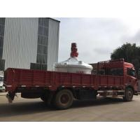 Buy cheap Polyurethane Planetary Cement Mixer / Unshaped Refractories Vertical Concrete Mixer from Wholesalers