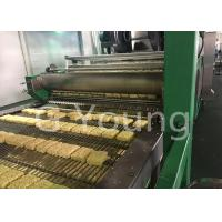 Quality 1040mm Roller Fried Bag Automatic Noodle Making Machine Instant Noodle for sale