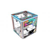China Cube Shape Gift Vending Machine 110~220vac For For All Ages Player factory