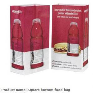 China Grocery Bag, Tea bags,  Square food paper bag,  Snack bags,  Pie packing bag,  Kraft paper food bag,  Kraft packing bags factory