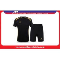 China Short Quick Dry Customized Soccer Jerseys Track Suits Adults Sportswear M - XXXL factory