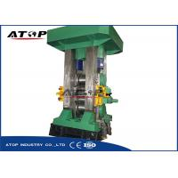 China Full Automatic Continuous 6hi Reversible Cold Rolling Mill Machine High Speed factory